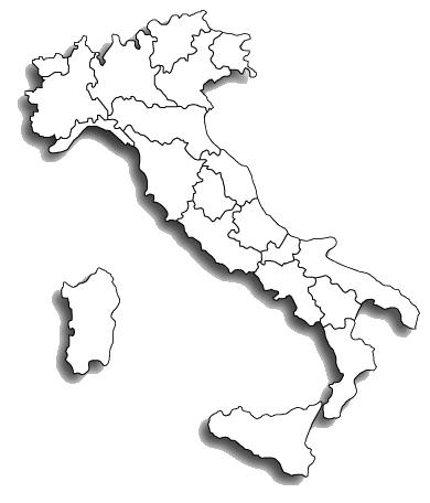 Cartina Italia Divisa Per Regioni.Cerca Le Radio Italiane Per Regione E Ascoltale Online