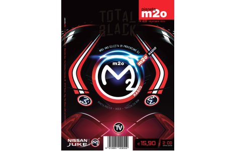 m2o total black volume 34